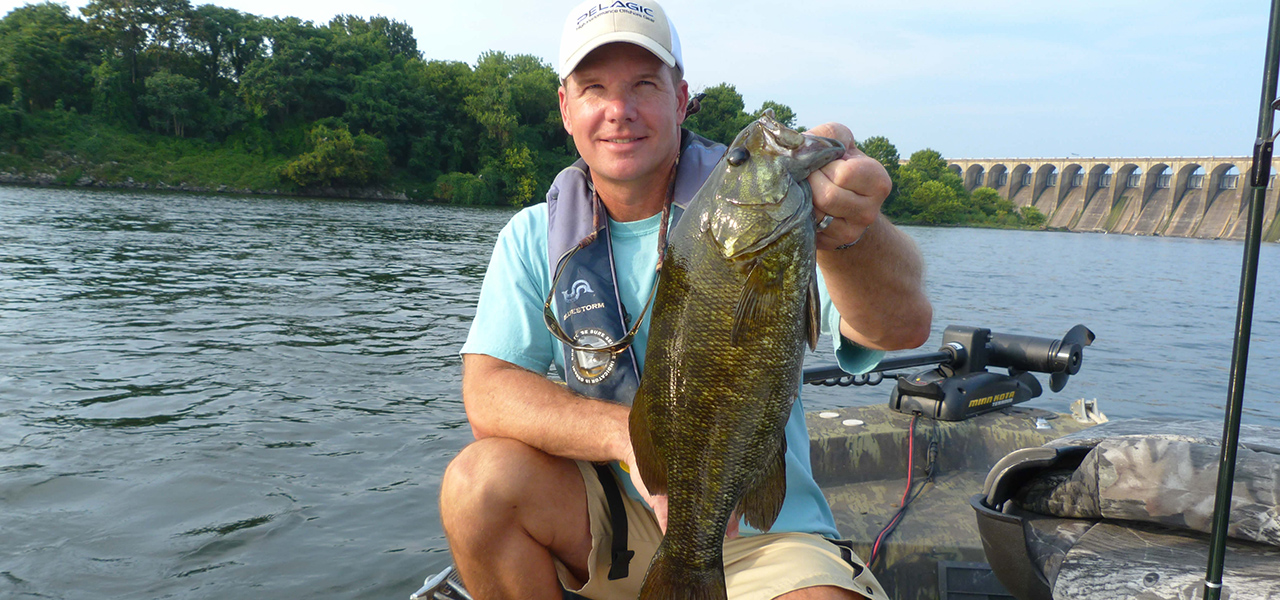 Good Smallmouth Bass